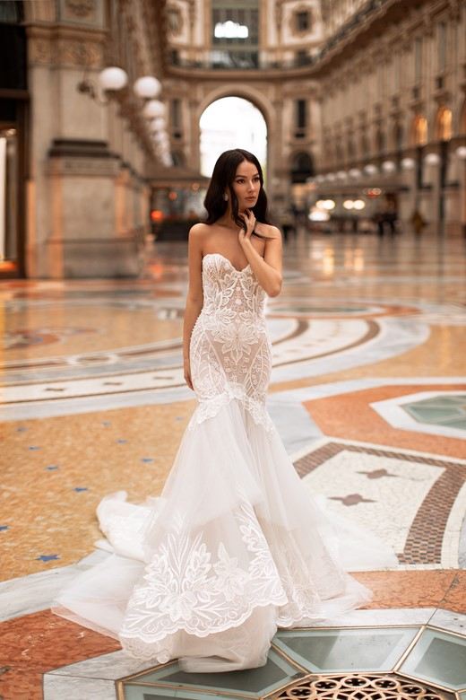 Ida Torez Wedding Gowns 2020 Collection - At Virginia Bridal Boutique Limerick. 21